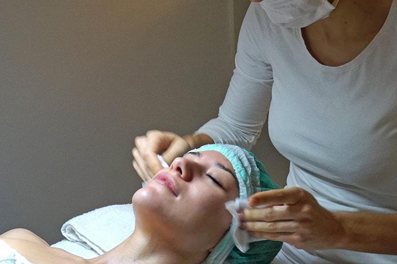 Anita Moreno en Clínica Doctora Laura Fernández